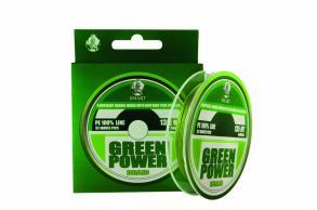 Green Power Braid 135M 0,11 mm