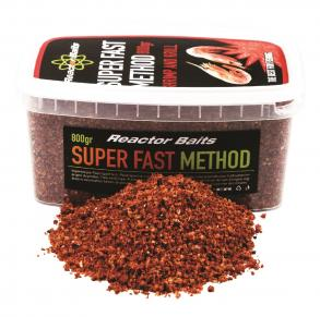 SHRIMP & KRILL SUPER FAST METHOD 800GR