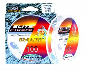 ELITE FLUOROCARBON 100M 0,161mm