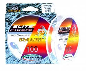 ELITE FLUOROCARBON 100M 0,201mm